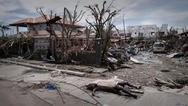 سلطات الفلبين: عدد ضحايا إعصار