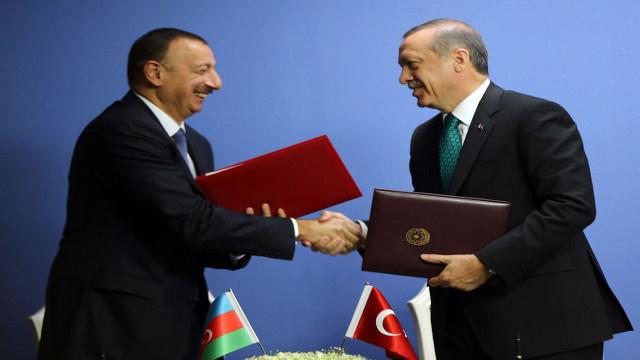 تركيا وأذربيجان تزيدان حجم التبادل التجاري بينهما الى 15 مليار دولار حتى عام 2020