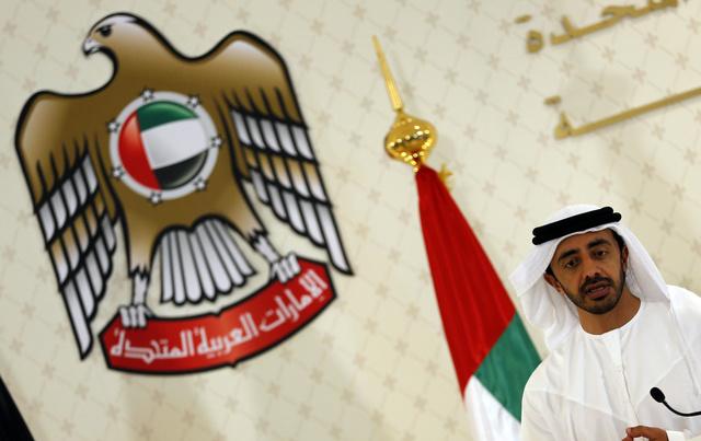 وزير خارجية الإمارات: نتمنى من إيران أن تكون جادة في طمأنة محيطها