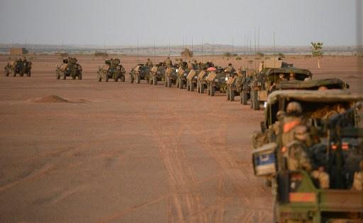 عملية عسكرية فرنسية في مالي تشل
