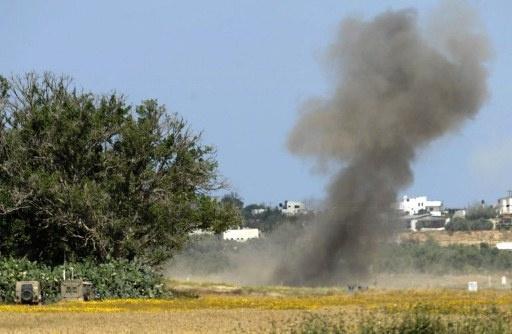 الطيران الإسرائيلي يشن غارتين على مواقع مختلفة في قطاع غزة
