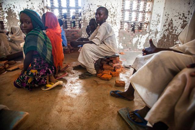 الأمم المتحدة: عدد النازحين من دارفور في العام الحالي بلغ 460 ألفا