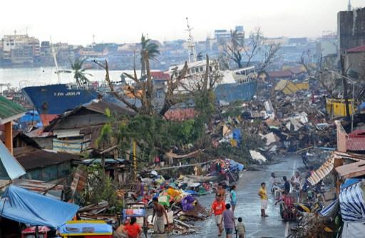 ارتفاع عدد ضحايا الإعصار