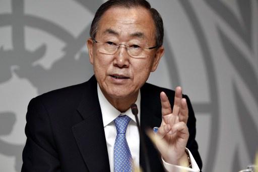 الأمم المتحدة: بان كي مون ليس مستعدا بعد للإعلان عن موعد عقد
