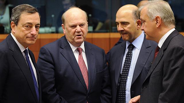 إيرلندا وإسبانيا تقولان وداعا لبرنامج الدعم المالي الدولي