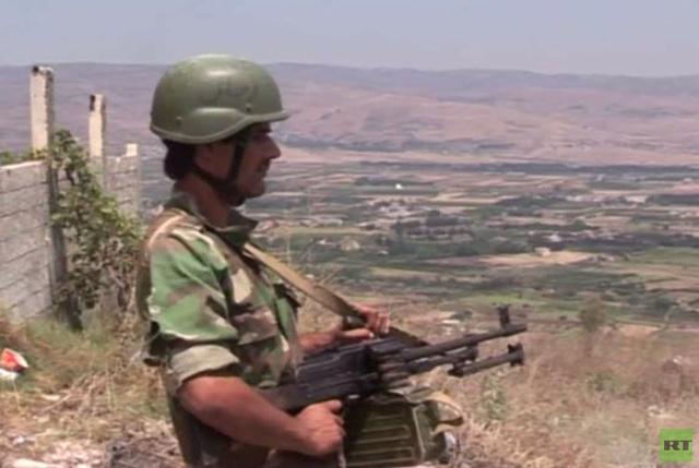 الجيش السوري يسيطر على ثلاث قرى في ريف حمص