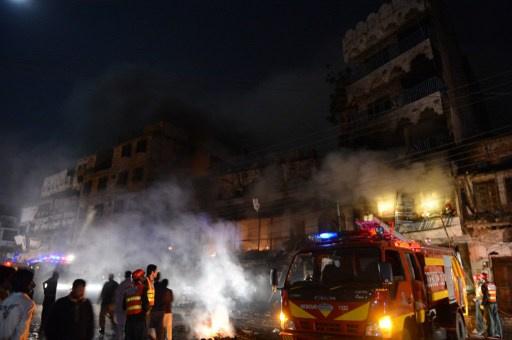 10 قتلى في اشتباكات طائفية في باكستان