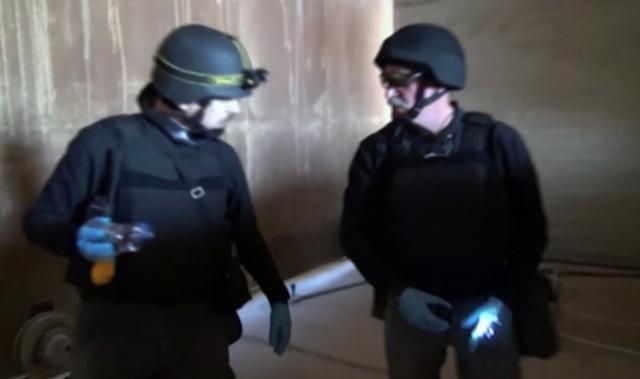 منظمة حظر الأسلحة الكيميائية تتفق على خطة إتلاف الترسانة الكيميائية السورية
