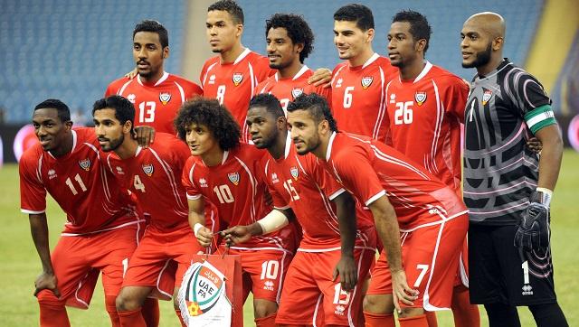 الأبيض الإماراتي والأحمر البحريني يبلغان نهائيات كأس آسيا 2015