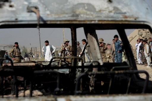مقتل 10 أشخاص بتفجير سيارة مفخخة في كابول