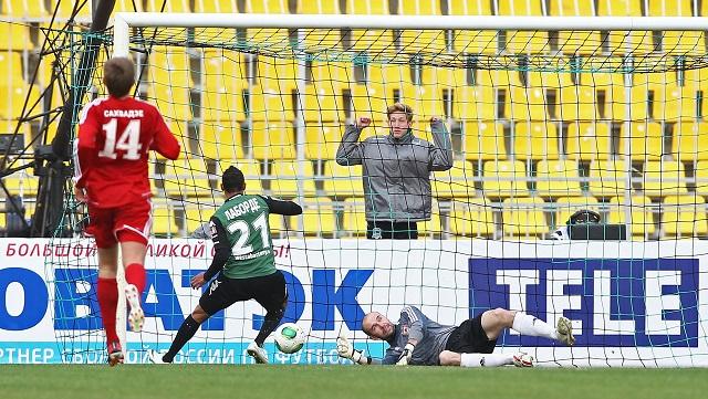 كراسنودار أول المتأهلين الى المربع الذهبي لكأس روسيا