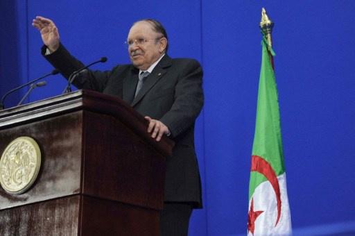 الحزب الحاكم في الجزائر يرشح بوتفليقة لولاية رئاسية رابعة