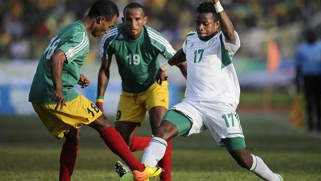 نيجيريا تنهي مغامرات أثيوبيا وتبلغ مونديال 2014