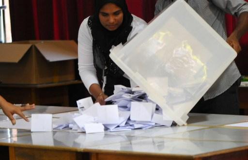 المتحدث باسم رئيس المالديف يعلن فوز عبدالله يمين في جولة الإعادة في الانتخابات الرئاسية