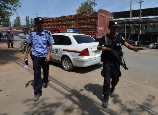 مقتل 11 شخصا في هجوم مسلح غرب الصين