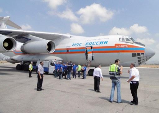 روسيا تسلم سورية 44 طنا من الأدوية