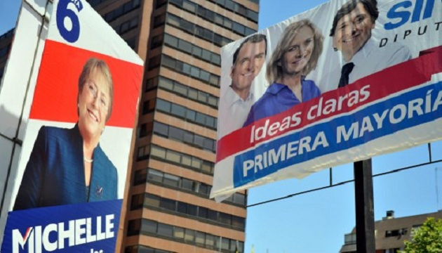 انتخابات في تشيلي قد تعيد ميشيل باشوليه إلى الرئاسة