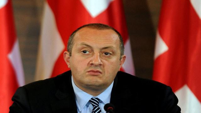 في مراسم تنصيبه.. رئيس جورجيا يؤكد استعداده للعمل على استعادة العلاقات مع روسيا
