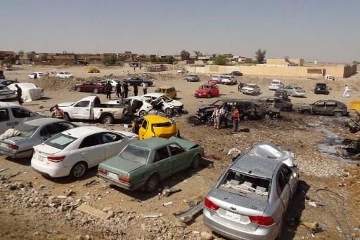 الشرطة العراقية تضبط سيارات معدة للتفخيخ تقودها نساء