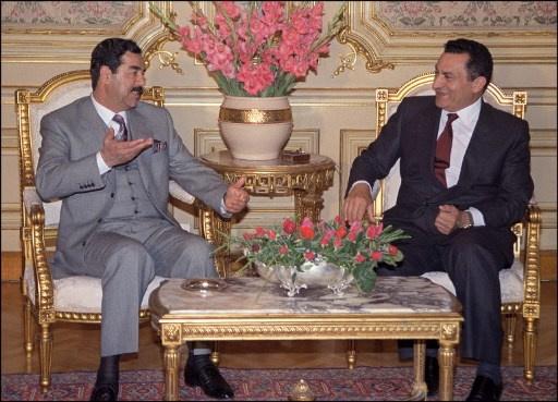 زيباري: مبارك وصف صدام بـ