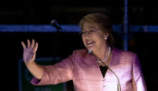 رئيسة تشيلي السابقة تتقدم في الجولة الأولى من انتخابات الرئاسة في البلاد