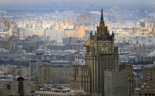 وفد الحكومة السورية يبدأ مباحثاته في وزارة الخارجية الروسية