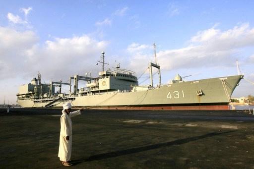تدريبات بحرية سعودية ـ مصرية في البحر الأحمر