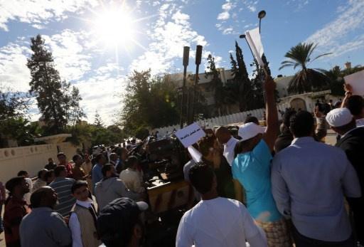 كتائب مصراتة تسلم الجيش الليبي منطقة كانت تسيطر عليها في طرابلس