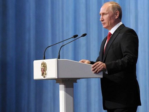 بوتين سيعقد مؤتمرا صحفيا موسعا في 19 ديسمبر/كانون الاول