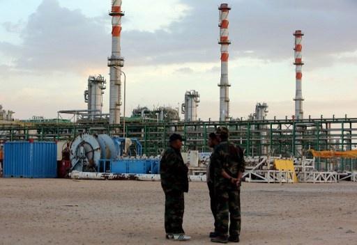 ليبيا تستأنف تصدير الغاز إلى إيطاليا