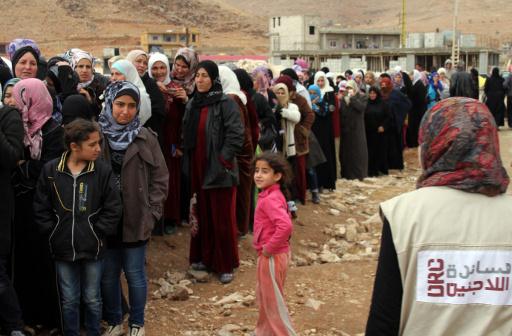 الاتحاد الاوروبي يدعو الى تجنيب سورية والمنطقة من وقوع كارثة انسانية