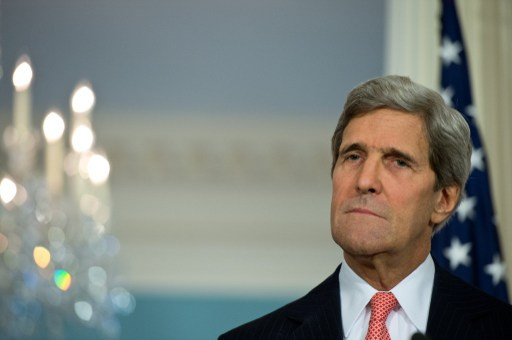 كيري: هناك خيارات أخرى لتدمير الكيميائي السوري