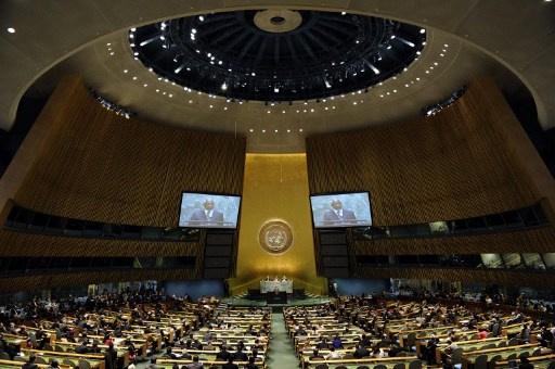 الفلسطينيون يصوتون لأول مرة في الجمعية العامة للأمم المتحدة