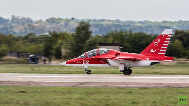 تشكيل فريق جديد للطيران البهلواني في سلاح الجو الروسي (فيديو)