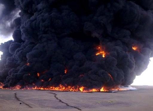 الحكومة اليمنية تقدر الخسـائر جراء عمليات تخريب أنابيب النفط والغاز بـ 4.7 مليار دولار