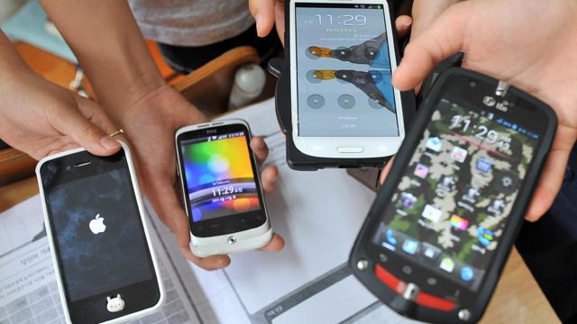 الهواتف الذكية ستتفوق على البشر قريبا