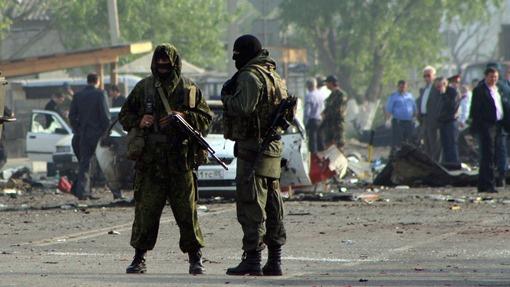 مقتل شرطيين اثنين وإصابة ثلاثة آخرين في جنوب روسيا