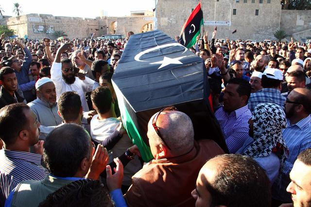 مفوضية حقوق الانسان للأمم المتحدة تدين أعمل العنف في ليبيا