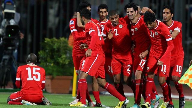 البحرين تواصل عروضها القوية في تصفيات آسيا 2015