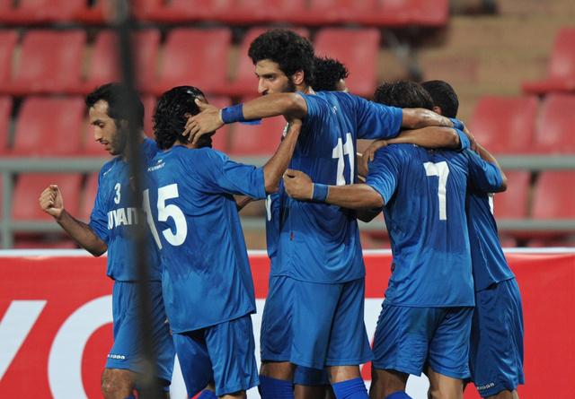 رسميا.. الأزرق الكويتي يلحق بركب المتأهلين الى نهائيات كأس آسيا