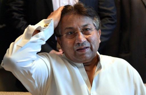 الرئيس الباكستاني الأسبق برويز مشرف يواجه تهمة الخيانة لفرضه قانون الطـوارئ في البلاد