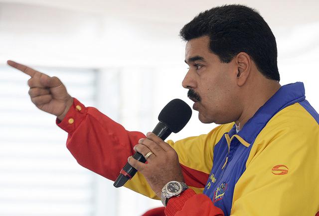 البرلمان الفنزويلي يمنح الرئيس مادورو صلاحيات استثنائية