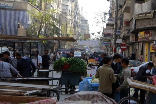 حلب.. آثار الحرب وتداعياتها