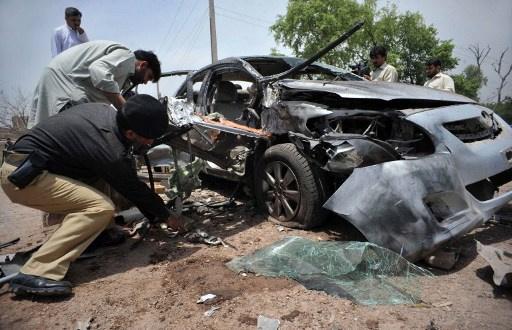 مقتل 4 من الجنود الباكستانيين في هجوم انتحاري في اقليم وزيرستان الشمالية