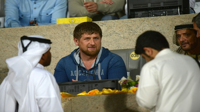 قاديروف :المستثمرون العرب سيساعدون الشيشان في التغلب على أزمة البطالة