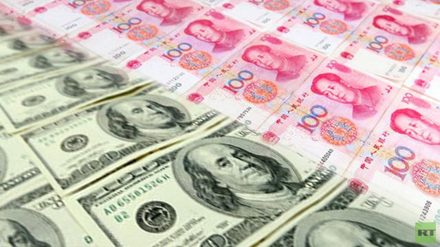 اليوان الصيني يسجل أعلى مستوى له أمام الدولار في 8 سنوات