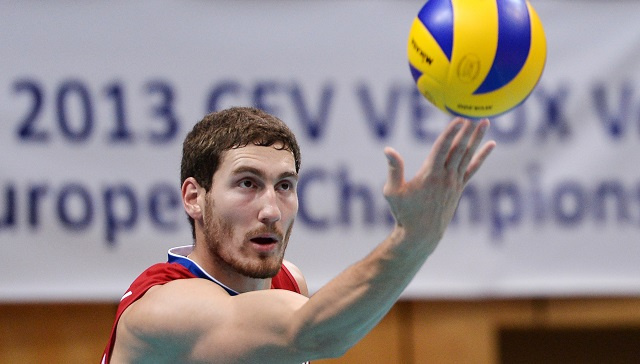 روسيا تحقق أول فوز لها في كأس الأبطال لكرة الطائرة