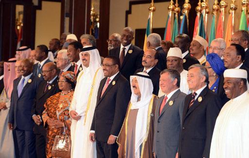 القمة العربية الافريقية تؤكد ضرورة انهاء الاحتلال الاسرائيلي