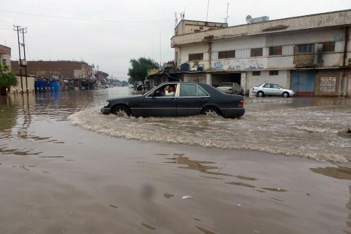 مقتل 13 بينهم نساء واطفال بسبب هطول امطار غزيرة في العراق
