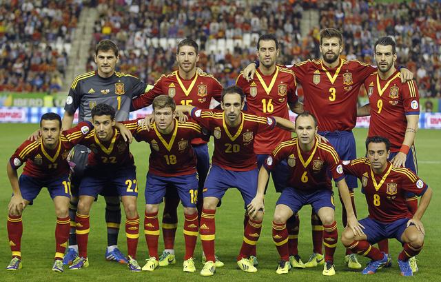 نتيجة بحث الصور عن اسبانيا في مونديال 2014